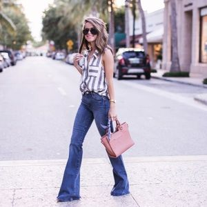 J BRAND 818 Mid-rise Boot Cut Leg Jeans 70's style